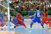 ฟุตซอลไทย โชว์ฟอร์มโหดอัดยับ สิงคโปร์ 8-0!!