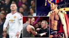 มาไงเนี่ย!!! รูนี่ย์ โผล่เวที WWE โชว์โหดตบนักมวยปล้ำกลิ้ง