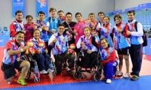 ทัพคนพิการไทย ครองเจ้าทองปิดฉาก 95 เหรียญพาราเกมส์