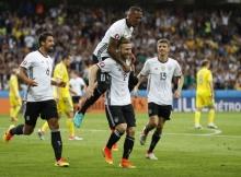 เยอรมนีโชว์ฟอร์มสมราคาทีมเต็งต้อนชนะยูเครน 2-0 ผงาดจ่าฝูง