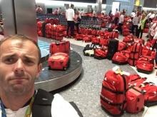 ฮาส่งท้ายโอลิมปิก เมื่อทีมนักกีฬาหากระเป๋าไม่เจอ เพราะดันเป็นแบบนี้ ลั่นเลย!?