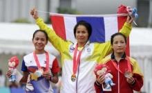 ทัพสาวไทยเก็บเพิ่ม2เหรียญทอง วิ่งมาราธอน-ปืนสั้นอัดลม10เมตร