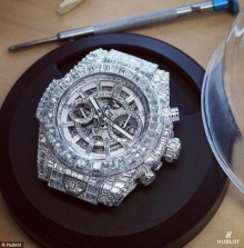รวยจัด!! ฟลอยด์ ซื้อนาฬิกาหรูราคาเบาๆ 40ล้านเอง!!