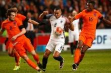 ฝรั่งเศสบุกเฉือนเนเธอร์แลนด์3-2เกมอุ่นเครื่อง