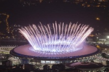 ประมวลภาพ!! บราซิลเปิดโอลิมปิกสุดยิ่งใหญ่ ร้องชาวโลกตระหนักภัยธรรมชาติ