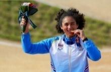 อแมนดา คาร์ เตรียมแข่งขันจักรยาน BMX เมืองแมนเชสเตอร์ เก็บคะแนนสู่โอลิมปิก 2016