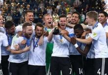 ไม่เป็นทางการ! เยอรมันผงาดรั้งเบอร์หนึ่งโลกรอบ 2 ปี