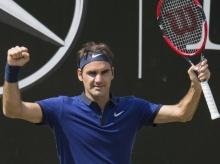 เฟด-เอ็กซ์ สบายมือ ลิ่วตัดเชือกเทนนิส เมอร์เซเดส
