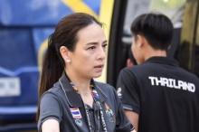 มาดามแป้ง หลั่งน้ำตาสาวไทยเสี่ยงตกรอบ  รับอึดอัดเล่นดีแต่ไม่มีการถ่ายทอด