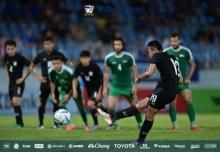 โล่ง! 'สิทธิโชค' ซัดโทษ ไทยเจ๊าอิรัก 1-1