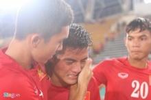 ภาพสุดเศร้า !ของเหล่าพลพรรคนักเตะ ดาวทอง หลังพ่ายไทยยับ 6-0