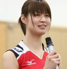 หนุ่มๆรู้ยัง ซาโอริ นักวอลเลย์บอลคนสวยทีมชาติญี่ปุ่น จะแต่งงานแล้ว