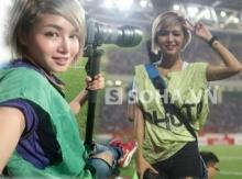 น่ารักโดนใจ สาวนักข่าวไทย ดังกระฉ่อนเวียดนาม!