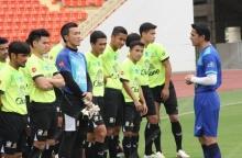 แข้งนักเตะทีมชาติไทย ลงซ้อมครั้งแรกก่อนจะลงสนาม พบ ทีมชาติซีเรีย