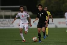 ช้างศึก U23 พลิกเฉือนยูเออี 2-1 ประเดิมชัยชนะ ดูไบ คัพ