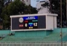 บอลหญิงไทย. ทะลุรอบรองฯ ศึกชิงแชมป์อาเซียน. หลังถล่มลาว 12-0