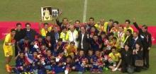 ′มหัศจรรย์ เลข 0-9′ ของทีมฟุตบอลชายชุดซีเกมส์ 2015 หลังคว้าแชมป์สมัยที่ 15