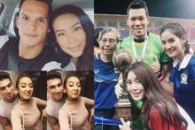 """เผย6คู่รัก """"ดารา-นักกีฬา"""" ที่สามารถพิชิตหัวใจดาราสาวไปครอง"""