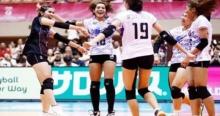 ลูกยางสาวไทย สุดเจ๋ง ถล่ม เกาหลีใต้ 3 เซ็ตรวด ชิงศึกชิงแชมป์เอเชีย