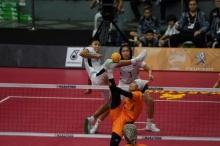ตระกร้อสาวไทยอัดเจ้าภาพมาเลเซียคว้าทองที่6 กีฬาซีเกมส์