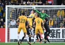 แพ้อีกแล้ว!! ไทยเจอออสเตรเลียเฉือนหวิว 1-2 ส่งท้ายบอลโลก