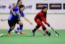 สาวไทย ต้อน กานา 3-1 ศึกฮอกกี้เวิร์ดลีก