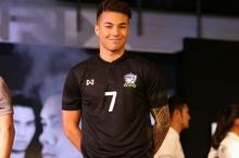 สวยงาม!...เผยโฉมชัดๆชุดแข่งทีมชาติไทย ปี2017 (คลิป)