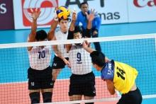 ตบลูกยางหนุ่มไทยอัด 'เวียดนาม' 3-1 เซต ซิวแชมป์กลุ่ม