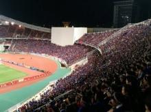 ไขข้อข้องใจ กองเชียร์ทีมชาติไทย ทำไมเป็น BLUE 13?
