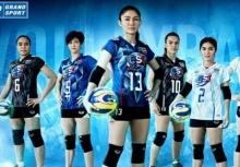 สวยไม่เบา!!ชุดใหม่ของนักวอลเลย์หญิงทีมชาติไทย2016!!