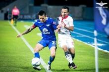แบงค็อก ยูไนเต็ด บุกเฉือน ชลบุรี เอฟซี คาบ้าน 1-0!!