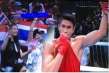 ฉัตรชัยกู้หน้ากำปั้นไทย คว้าทองแรกในซีเกมส์2017