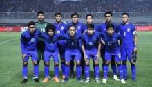 ประกาศรายชื่อทีมชาติไทย ชุดเตรียมแข่งขันเอเชียนเกมส์ 2018