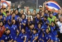 แข้งสาวไทยขยับรั้ง29โลกที่6เอเชียอันดับFIFAล่าสุด