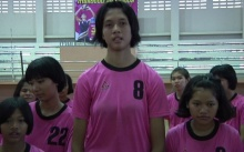 ′น้องดรีม′ นักตบลูกยางสาว วัย 14 ปี สูง 198 ซม. ฝันอยากเล่นทีมชาติไทย (คลิป)