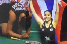 น้องเมย์ รัชนก คว้าแชมป์รายการที่ 3 ติดต่อกันขึ้นมือ 1 ของโลก