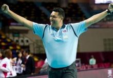 ลื่อสนั่น!!โค้ชอ๊อต เตรียมลาวอลเลย์บอลทีมชาติไทย