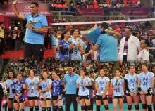 น้ำตาท่วม!'โค้ชอ๊อต'เผยความในใจสุดซึ้งอำลาคุมทีมวอลเลย์บอลสาวไทย