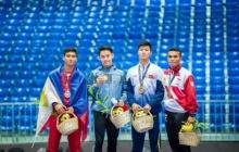 คาราเต้ได้อีก1ทอง1เงิน2ทองแดงช่วยทัพทีมชาติไทย
