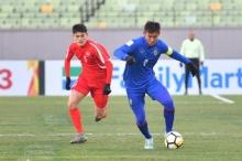 โดนเร็วจบเลย! ช้างศึก U23 พ่ายโสมแดง 0-1 เปิดศึกเอเชีย