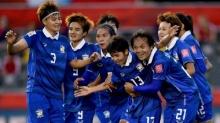 ประวัติศาสตร์ต้องจารึก!! แข้งสาวไทย สวมหัวใจสิงห์ เบียดชนะ ไอเวอรี่ โคสต์ 3-2