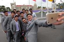 ชมภาพ!ขบวนทัพนักกีฬาไทยร่วมฉลองงานเลี้ยงที่ทำเนียบรัฐบาล