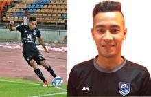 เควิน ดีรมรัมย์ แบ็คซ้ายลูกครึ่งไทย-สวีดิช ว่าที่ช้างศึก U23 ชุดลุยซีเกมส์