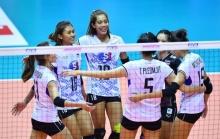 ทีมตบสาวไทยอัด โสมแดง 3-0 เซตคว้าตั๋วเวิลด์คัพที่ญี่ปุ่นแน่แล้ว