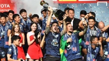 บุรีรัมย์ฯถล่มเทโรฯ4-0ซิวแชมป์ไทยลีก1สมัยที่6