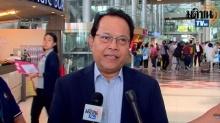 ′บังยี′ ถึงไทย พร้อมเปิดใจหลังรับแต่งตั้งบอร์ดฟีฟ่ากิตติมศักดิ์ (คลิปสัมภาษณ์)