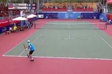 เทนนิสชายไทยคว้าเหรียญทอง ดนัยนำทีมสยบอิเหนาสบาย2-1