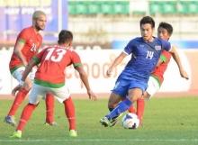 สถิติไทยเจออินโดนีเซียในฟุตบอลซีเกมส์