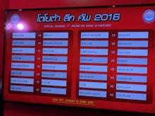 ผลประกบคู่ Toyota League Cup 2016 รอบ 64 ทีม (แข่ง 10 เม.ย.)
