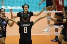 สู้แชมป์โลกสุดใจ! 'ลูกยางสาวไทย' พ่ายหวิว 'สหรัฐ' 2-3 เซต